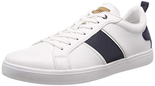 ALDO OLARDON, Baskets Homme, Blanc (White 70), 42 EU