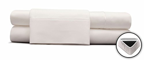 Dreamfit 4-Degree Egyptian Cotton Sheet Set