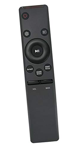 Replaced Remote Control Compatible for Samsung HW-MS550 HWMS551 AH59-02759A HW-MS650/ZA HWMS6500/ZA HWMS750/ZA Sound Bar Home Theater System