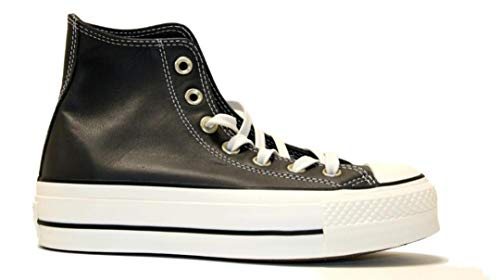 Converse Chuck Taylor All Star Lift Leather Hi CODICE 565867C