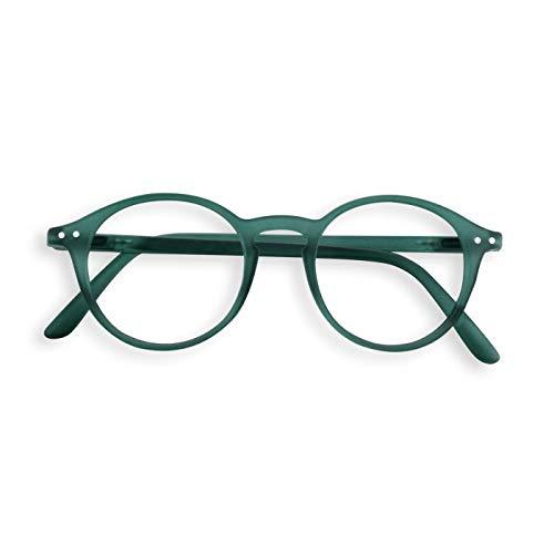 IZIPIZI LetmeSee #D Green Crystal Reading Glasses +1.5 Verde