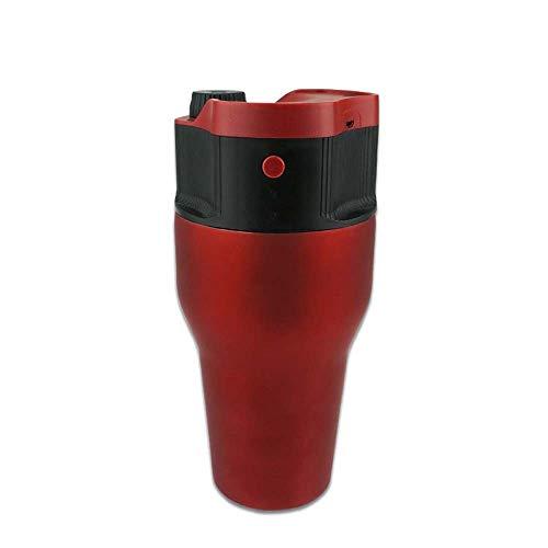 DKee Máquina de café de extracción de circulación ajustable de energía móvil mini...