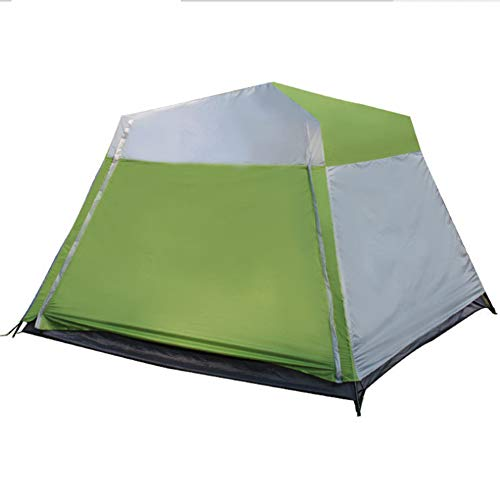 Wsaman Familiar Pop-up Rain Tarp Beach Tent Grande Refugio Tienda Sombrilla, Impermeable...