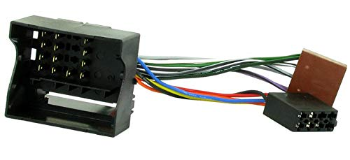 ISO-FORD.2005 - Conector iso universal para instalar radios en Ford.