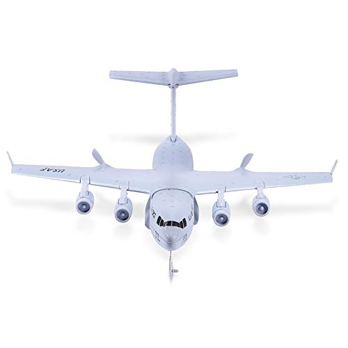 C-17 Transport 373mm Wingspan EPP DIY RC Airplane 2.4G 2CH 3-Axis Gyro Aircraft RTF RC