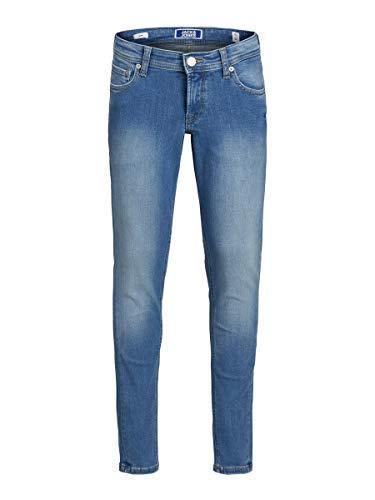 JACK & JONES Boy Skinny Fit Jeans Junior Liam Original 146Blue Denim