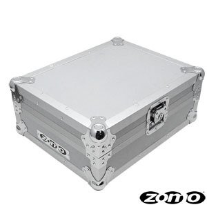 Zomo 0030101596PM de 600placa maletín para 1x djm-400500/600/700/800plata