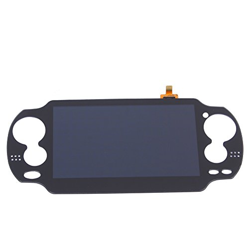 asiproper Neue für PS Vita PSVita 1000 LCD Display mit Touchscreen Digital Montage
