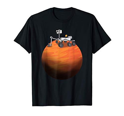 Cute Mars Rover Perseverance 2021 New NASA Mars Rover Camiseta