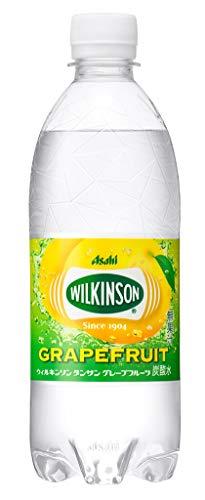 アサヒ ウィルキンソン タンサン グレープフルーツ PET 500ml×24本入×2ケース:合計48本