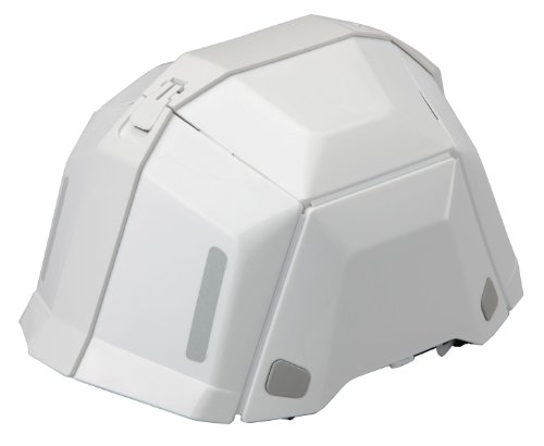 TOYO SAFETY NO.101 Disaster Prevention Folding Helmet Hat BLOOM II 4 Colors (White)