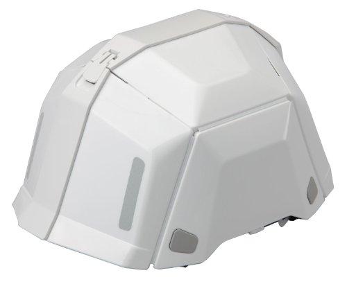 TOYO 防災用折りたたみヘルメット BLOOM II No.101 ホワイト