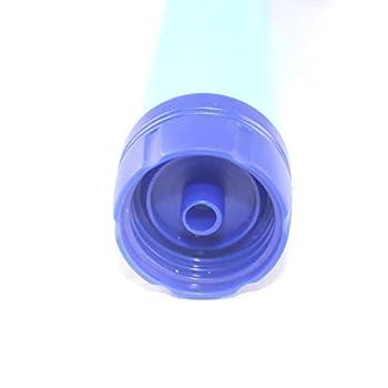 VIVILIAN Purificateur d'eau portable pour la survie sauvage Purificateur d'eau personnel pour la randonnée, le camping, les voyages