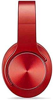 SODO MH5 NFC 2In 1 Twist-Out Speaker+Wireless Bluetooth Headphone - Red