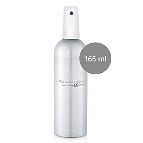 Super Million Hair Spray Schütthaar Streuhaare Haarverdichtung 165 ml