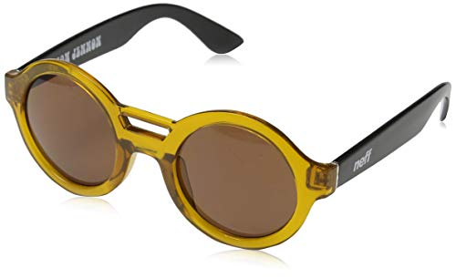Neff QSG0007 Gafas de sol, Sand, 46 Unisex