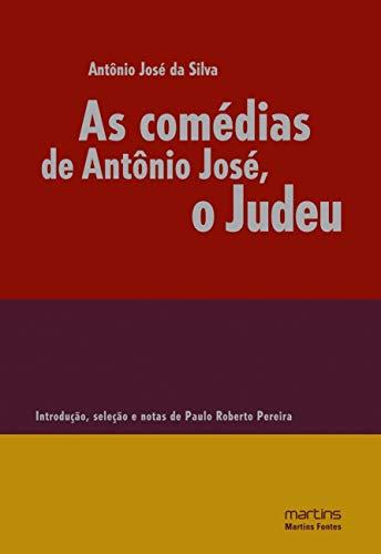 As Comedias De Antonio Jose, O Judeu (Em Portuguese do Brasil)