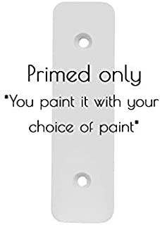 Ye Olde Doorbell Cover Plate (PrimedYou paint with your choice of color - Doorbell Button Location Cover Plate - Cover the Hole and Wires From Your Old Traditional Doorbell Button