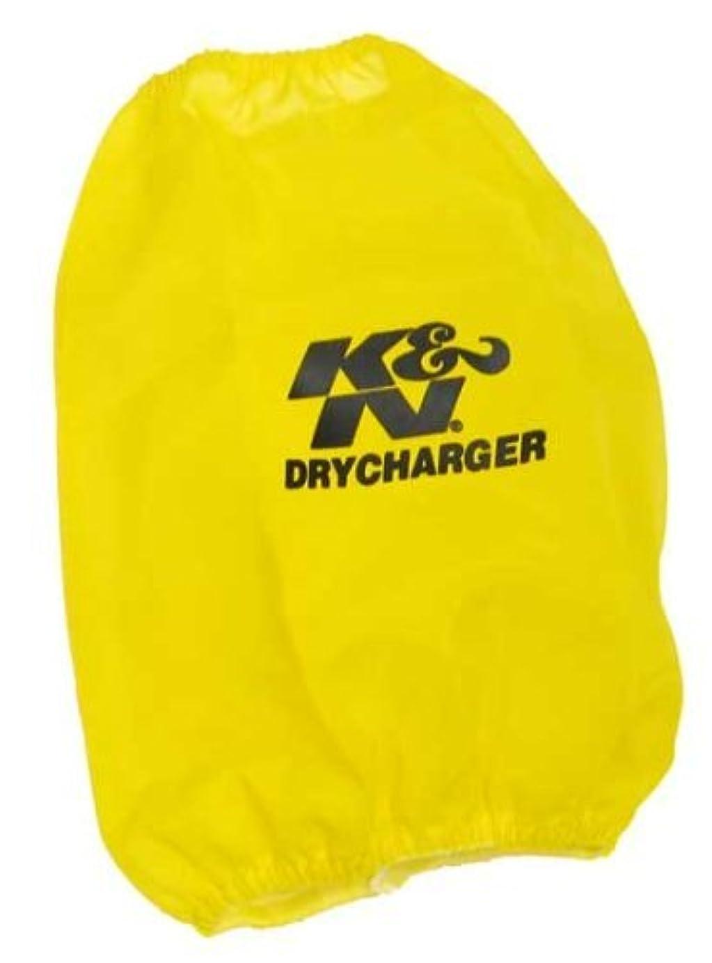 K&N RC-5106DY Yellow Air Filter Wrap [並行輸入品]