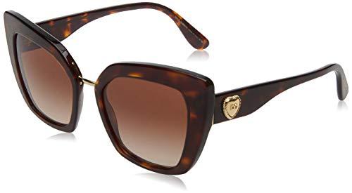 Dolce & Gabbana 0Dg4359 Gafas de Sol, Havana, 52 para Mujer