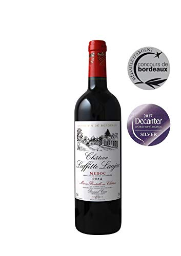 CHATEAU LAFFITTE LAUJAC - 2014 - Grand Vin Rouge de Bordeaux...