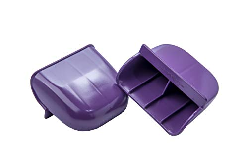 Boardfingers Martial Arts Taekwondo & Karate Board Holder (Purple)