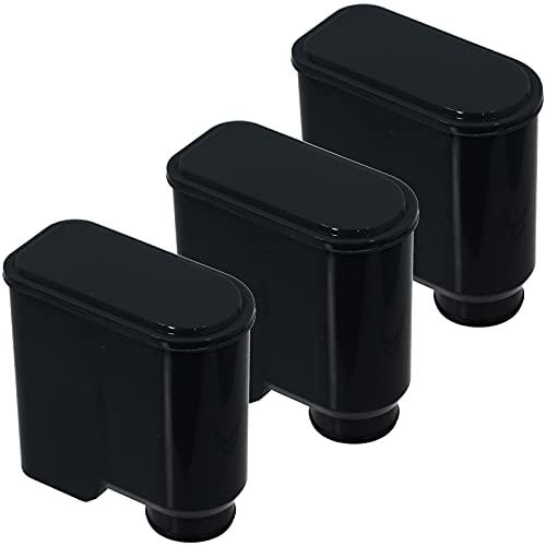 SPARES2GO Filtro de agua compatible con cafetera Saeco Aquaclean CA6903 Gran Pico Baristo Incanto Intelia (paquete de 3)