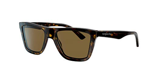 Sunglass Hut Collection Man Sunglasses, Tortoise Lenses Acetate Frame, 53mm