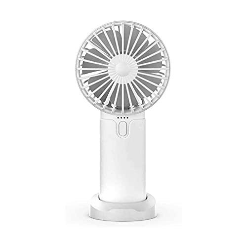 Wyxy Mini Ventilador Portátil, Ventilador USB, Batería Recargable, Ventilador De Escritorio, Ventilador Eléctrico De Refrigeración, Viajes Desde Casa, Oficina, Deportes, Escuela Al Aire Libre