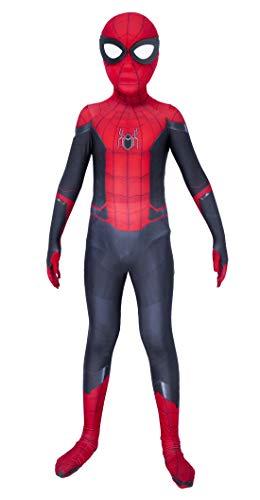 Riekinc Kids Superhero Suits Halloween Cosplay Costumes 3D Style Medium