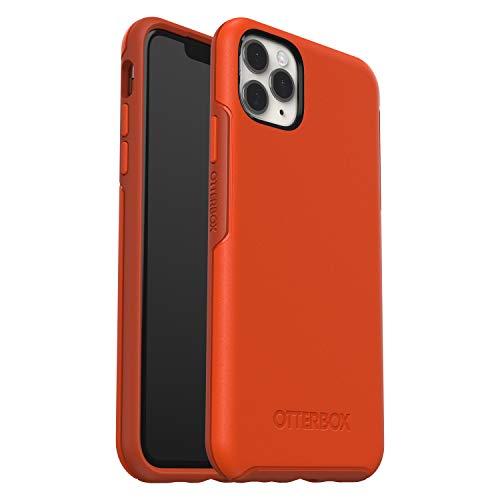 OtterBox Symmetry elegante und dünne Schutzhülle für iPhone 11 Pro Max Risk Tiger - Orange