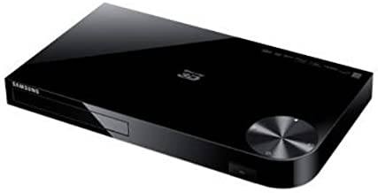 Samsung BD-FM59C 3D Smart Blu-ray Disc Player with Built-In Wi-Fi