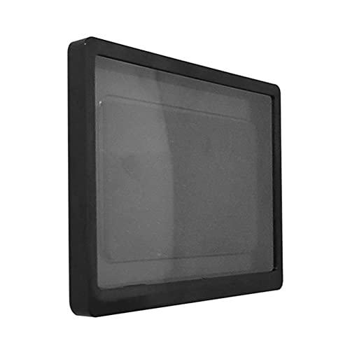 WINBST Soporte de pared para teléfono de ducha, resistente al agua, pantalla táctil, sin perforaciones, para baño