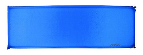 HIGHLANDER Matelas Isolant Base autogonflant Bleu 198 x 64 x 10 cm, sm118 de BL
