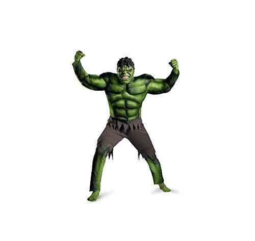 - Hulk Kostüm Halloween