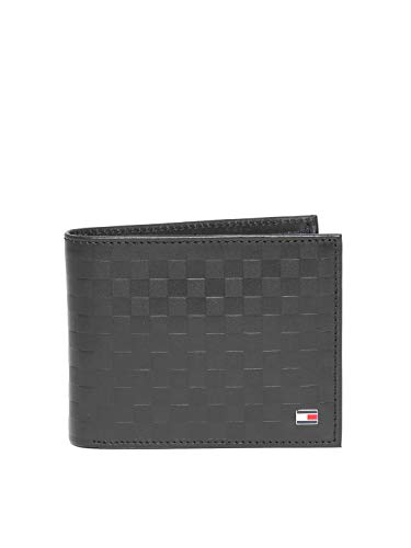 Tommy Hilfiger Black Men's Wallet (TH/CASTELLGCW01)