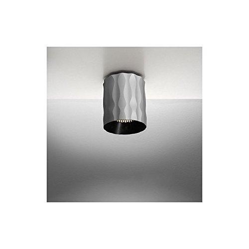 Artemide – Lampe à plafond Artemide flamme Faisceau 15 (Small) – Gris