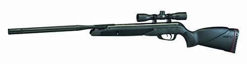 Gamo WildCat Whisper Air Rifle .177 Cal , Black