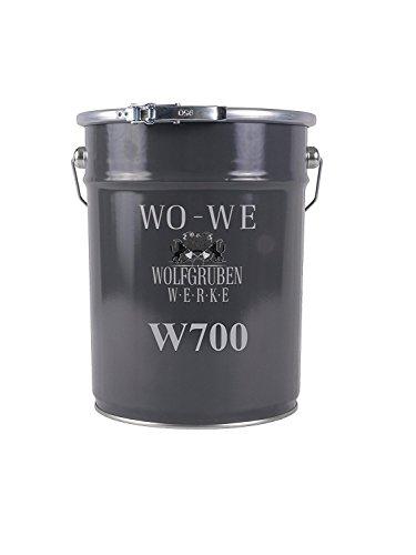 20 litro Incolore/trasparente - per interni e esterni vernice per pavimenti/rivestimento per calcestruzzo, massetto, legno, metallo/estremamente resistente/resistente a olio e benzina