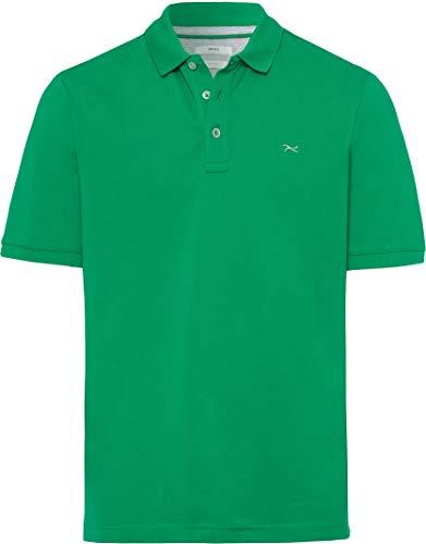 BRAX Herren Poloshirt Pete Kurzarm grün (43) XXL