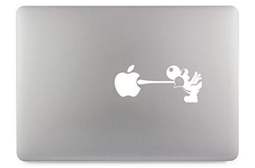 Yoshi Apple MacBook Air Pro Aufkleber Skin Decal Sticker Vinyl (11')