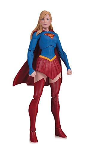Personajes DC con atractivo universal, accesibles tanto para coleccionistas de larga duración. La figura está en escala 1: 10. Detalles auténticos. Supergirl tiene 6. Altura: 114 cm. Edición limitada.