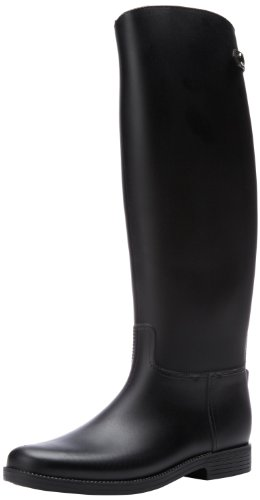 Hot Sale Dirty Laundry Women's Randall Rain Boot,Black,9 M US