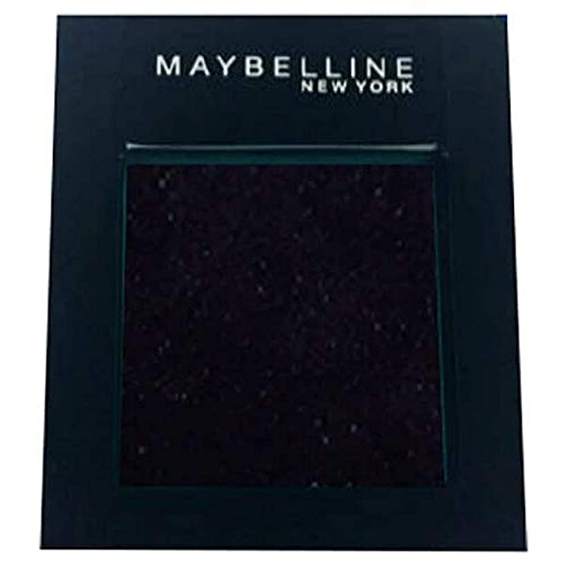 の配列感染する彼女の[Maybelline ] メイベリンカラーショーシングルアイシャドウ125の夜 - Maybelline Color Show Single Eyeshadow 125 Night [並行輸入品]