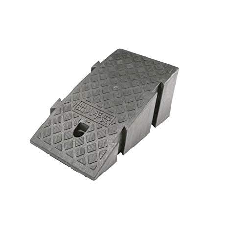 Q-kerb ramps Fabrik - Rampas de plástico para interior sin slipSlope, garaje profundo, acceso para discapacitados, plástico, negro, 25*40*16cm