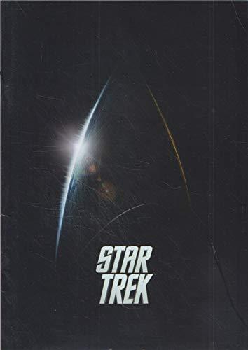 【映画パンフレット】 『スター・トレック/STAR TREK』 監督:J・J・エイブラムス.出演:クリス・パイン.ウィノナ・ライダー