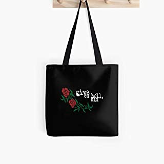 Kenny Country Song Long Chesney A Lyrics Get All Over Print 100/% Polyester Tote Bag With Handle Printed Great Gift