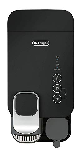 Nespresso Lattissima One Original Espresso Machine with Milk Frother by De'Longhi, Black