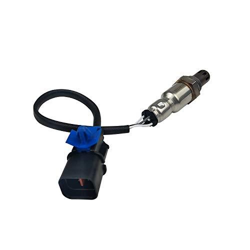MAXFAVOR Oxygen Sensor Downstream Replacement for Chevy 2008 2007 2006 Aveo Aveo5 1.6L O2 Sensor 234-4288 02 Sensor