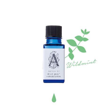 ALOMAHOLIC(アロマホリック)『水溶性アロマオイルワイルドミント』